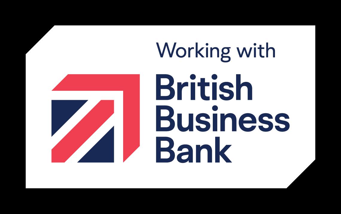 British Business Bank Partner Badge