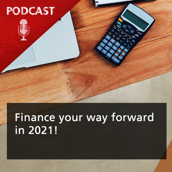 Finance Your Way Forward in 2021